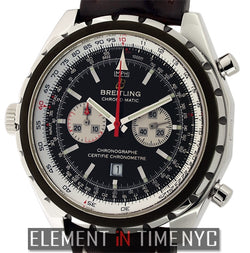 Chrono-Matic Stainless Steel 44mm