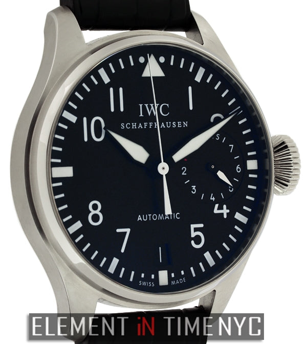 Big Pilot 7 Day Power Reserve Stainless Steel 46mm