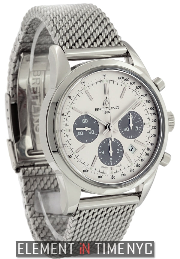 Chronograph Stainless Steel 43mm
