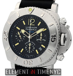Luminor Submersible Chronograph 1000M Special Edition