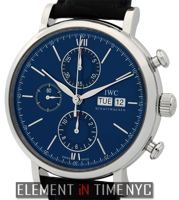 Portofino Chrono Laureus Sport For Good Foundation LTD ED