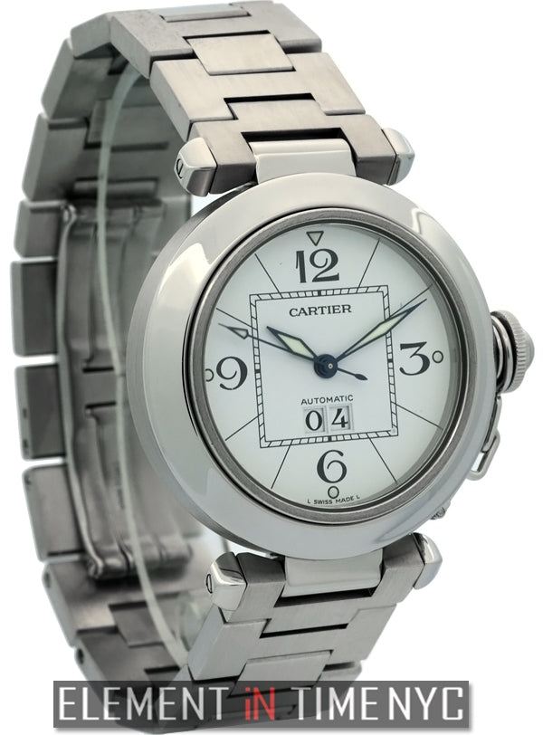 Pasha C Stainless Steel 35mm