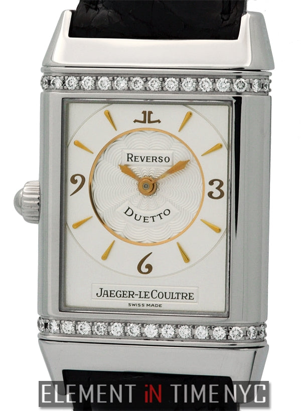 Reverso Duetto 23mm Stainless Steel