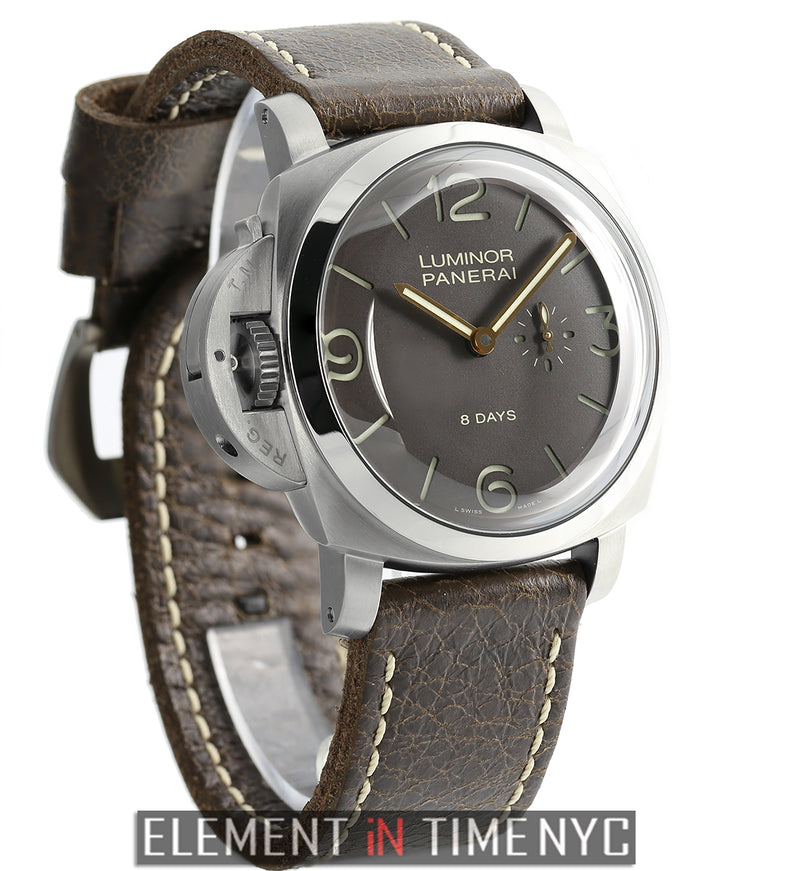 Luminor 1950 Left-Handed 8 Days Titanio 47mm