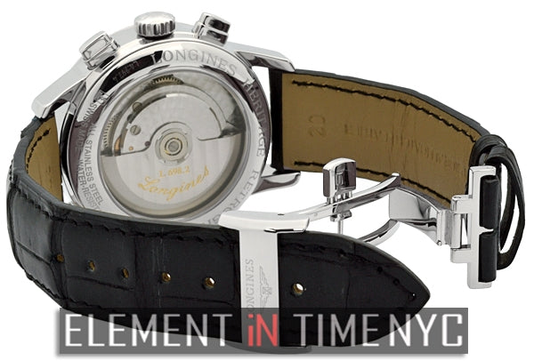 Retrograde Stainless Steel 41mm