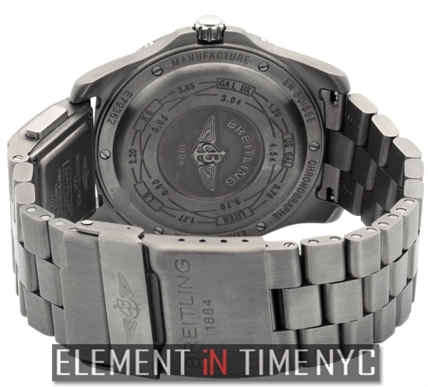 Avantage Co-Pilot UTC Titanium 42mm