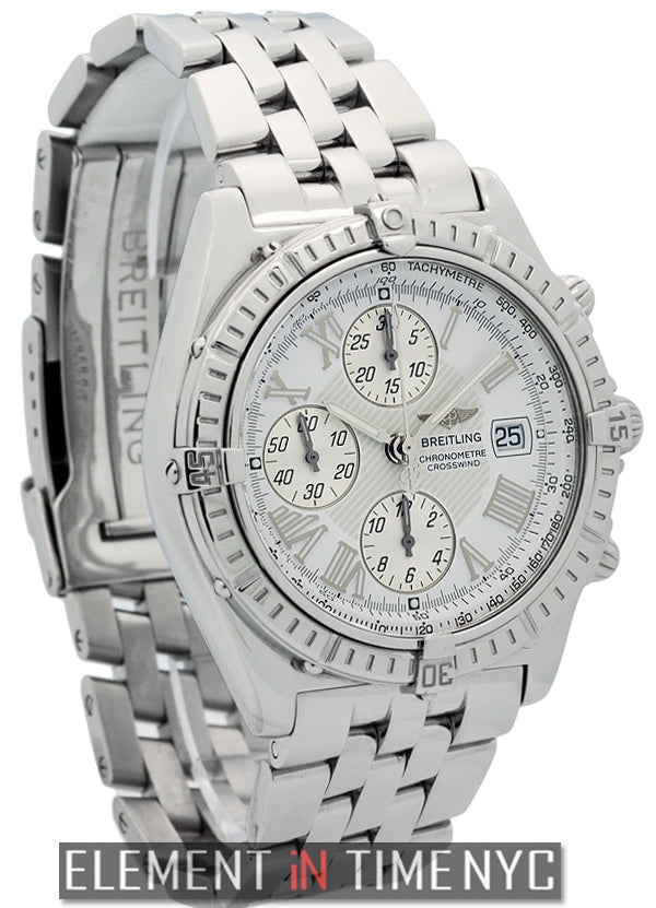 Crosswind Chronograph Stainless Steel