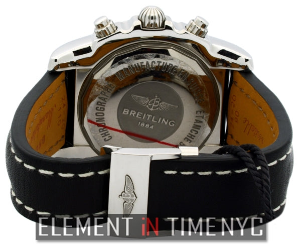 GMT Windrider Stainless Steel 47mm