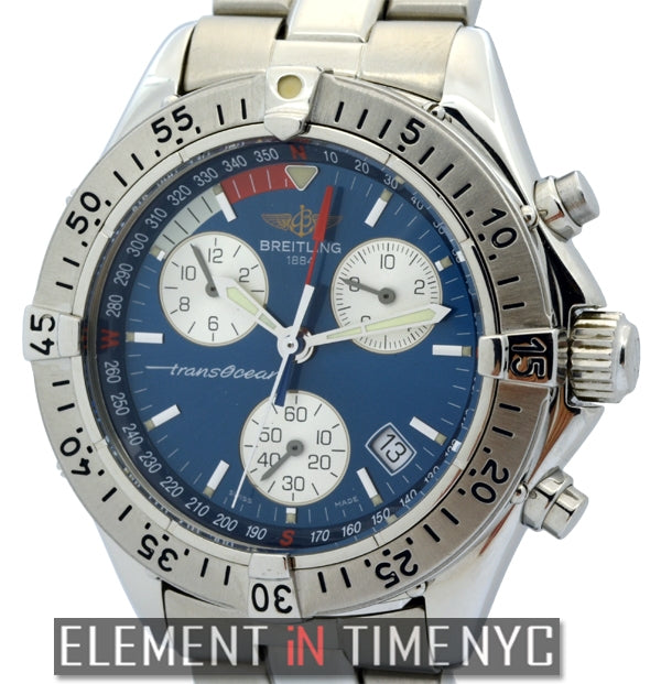 Colt Chronograph Stainless Steel 42mm