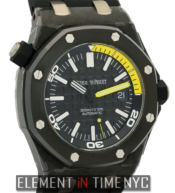 Diver Forged Carbon 42mm