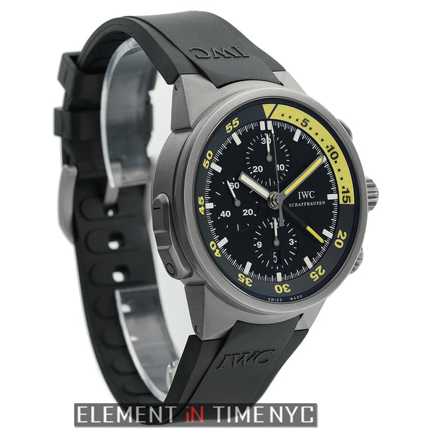 Aquatimer Split Minute Chronograph Titanium 44mm
