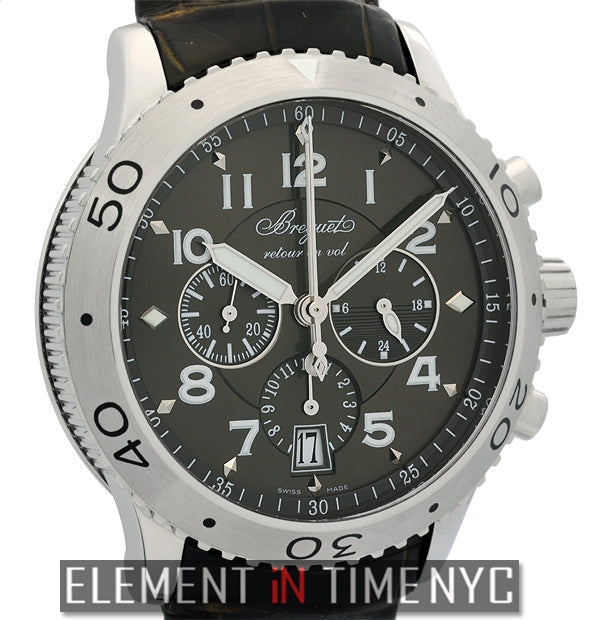 Type XXI Flyback Chronograph Stainless Steel 42mm