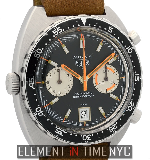 Vintage Chronograph Steel 42mm Circa 1970