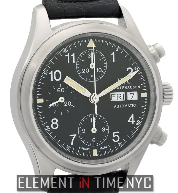 Pilot Chronograph Stainless Steel 39mm