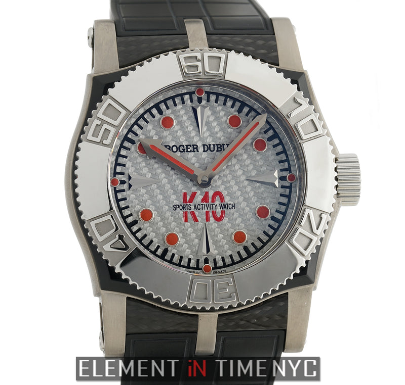 K-10 Titanium 46mm Limited Edition XXX/888
