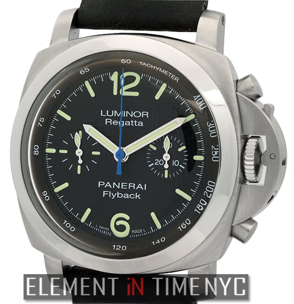 Luminor 1950 Flyback Regatta Limited Edition 2006