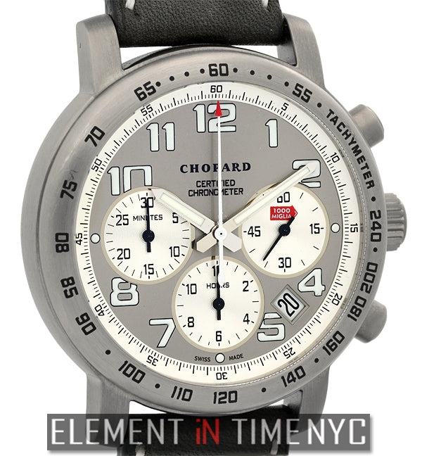 Racing Silver Limited Edition Titanium