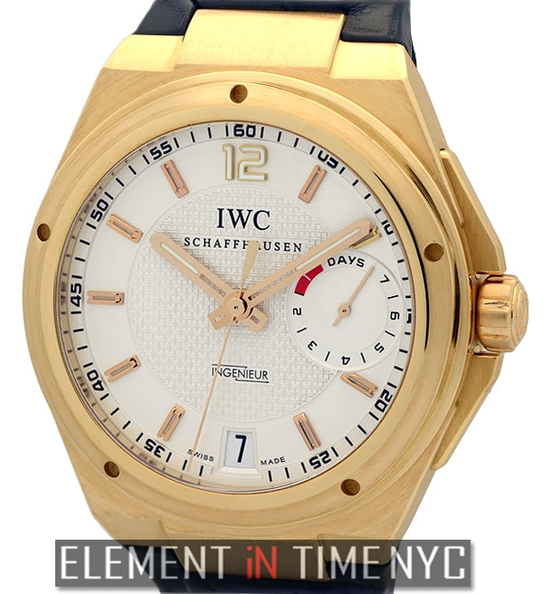 Ingenieur 7 Day Power Reserve 18k Rose Gold