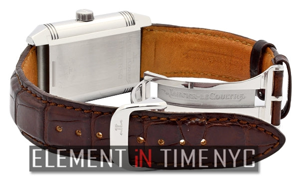 Reverso Grande Date 8 Day Exhibition 29mm Stainless Steel