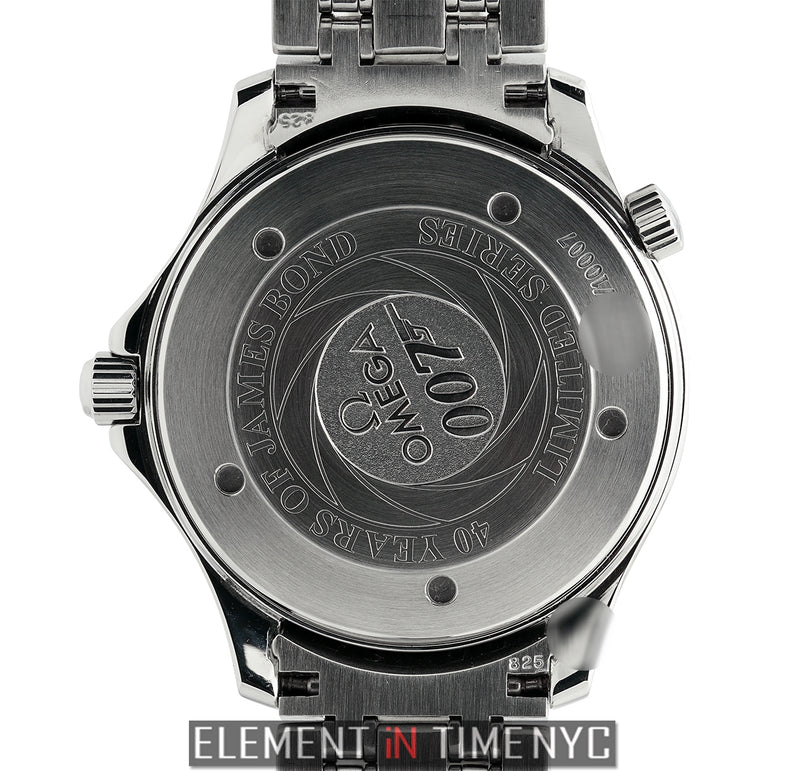 300 M Chronometer 007 James Bond Limited Edition 40th Anniversary
