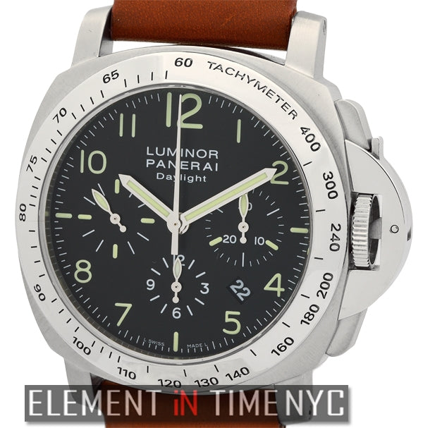 Luminor Daylight Chronograph 44mm Steel H Series