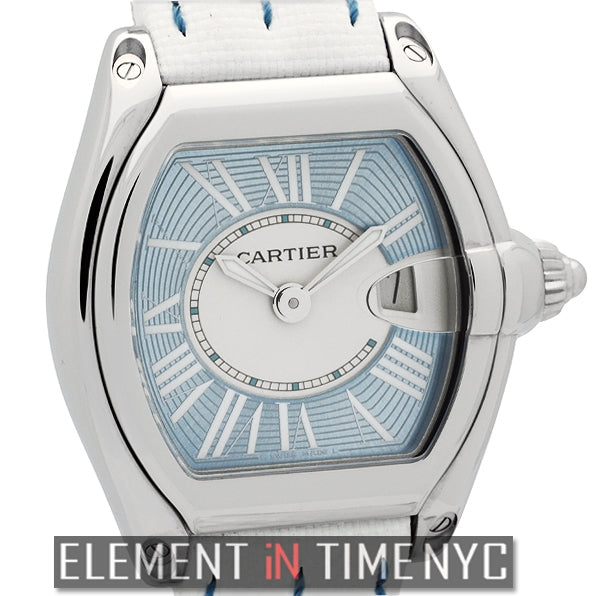 Roadster Small 31mm Stainless Steel Blue/White Dial