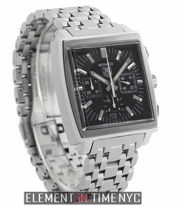 Chronograph Stainless Steel 38mm
