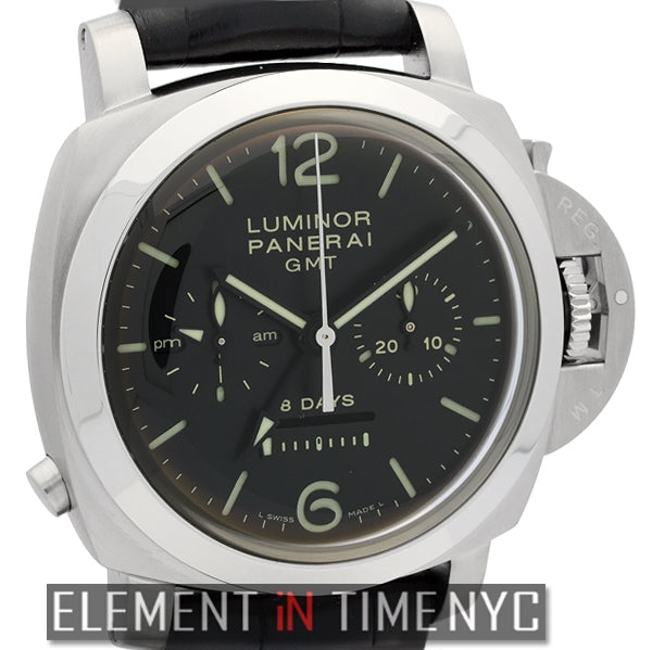 Luminor 1950 8-Day Power Reserve Monopulsante GMT