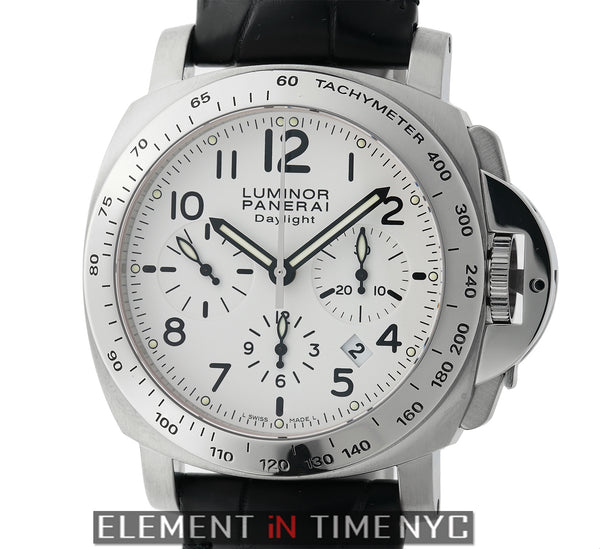 Luminor Daylight Chronograph 44mm Steel H Series 2005