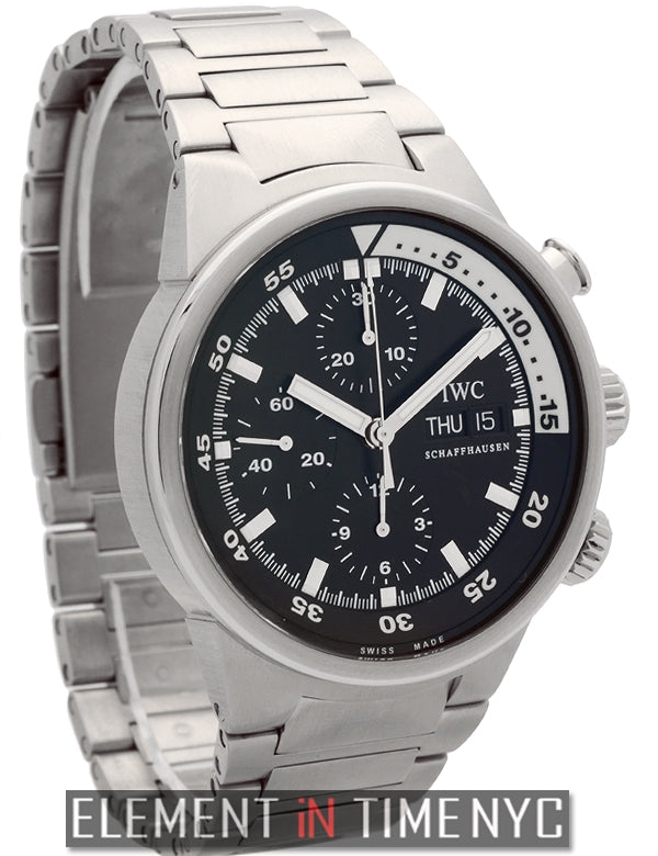 Aquatimer Chronograph 42mm Stainless Steel