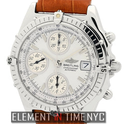 Stainless Steel 39mm White Dial