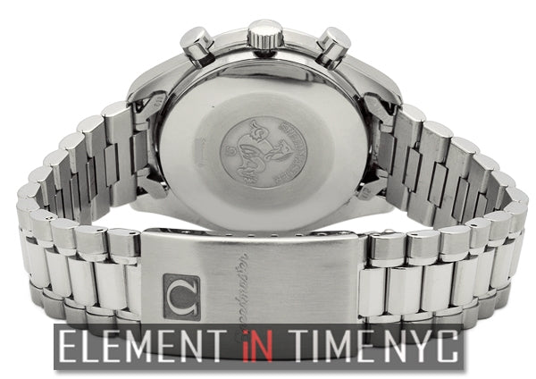 Chronograph Stainless Steel 38mm Reduced