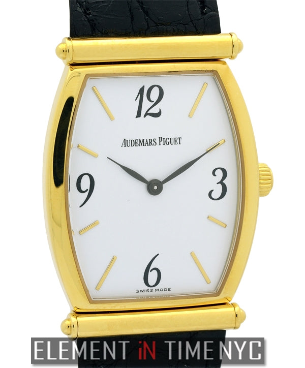 Carnegie 18k Yellow Gold Manual Wind