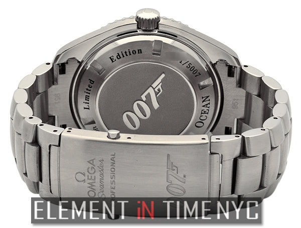 Planet Ocean Quantum Of Solace Limited Edition