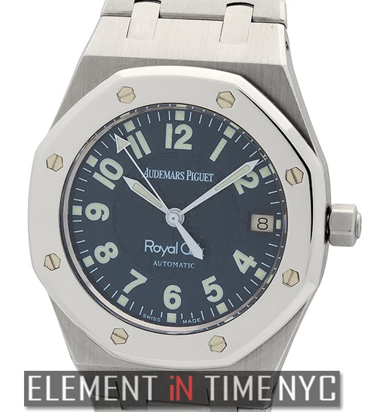 Nick Faldo Limited Edition Steel With Platinum Bezel
