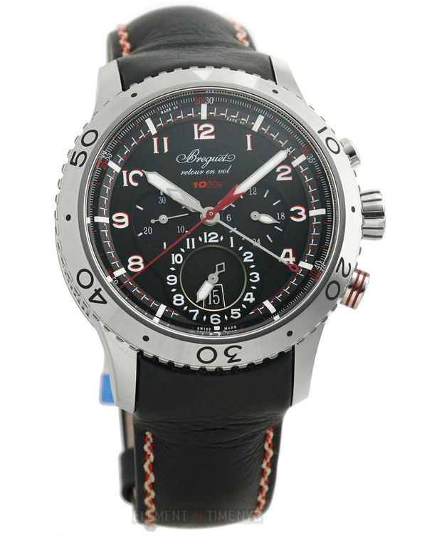 Type XXII Transatlantique 10 Hz Flyback Chronograph 44mm