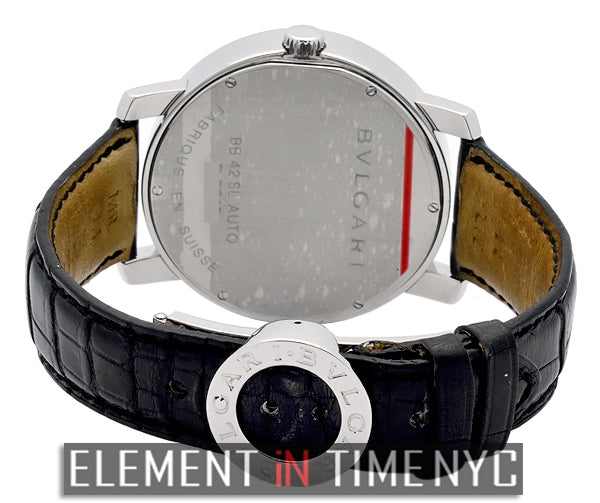 Bvlgari 42mm Stainless Steel Automatic