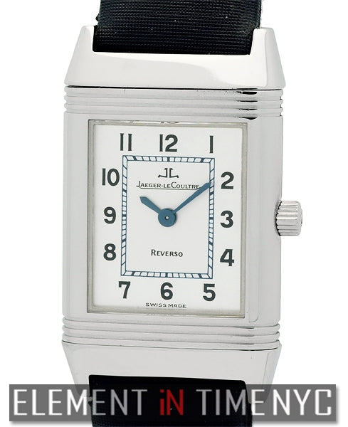 Reverso Lady Quartz Stainless Steel