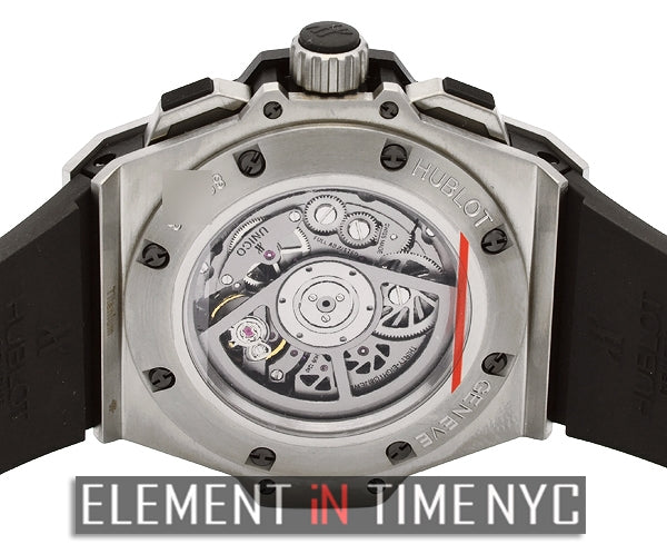 Unico Titanium 48mm Skeletonized Dial