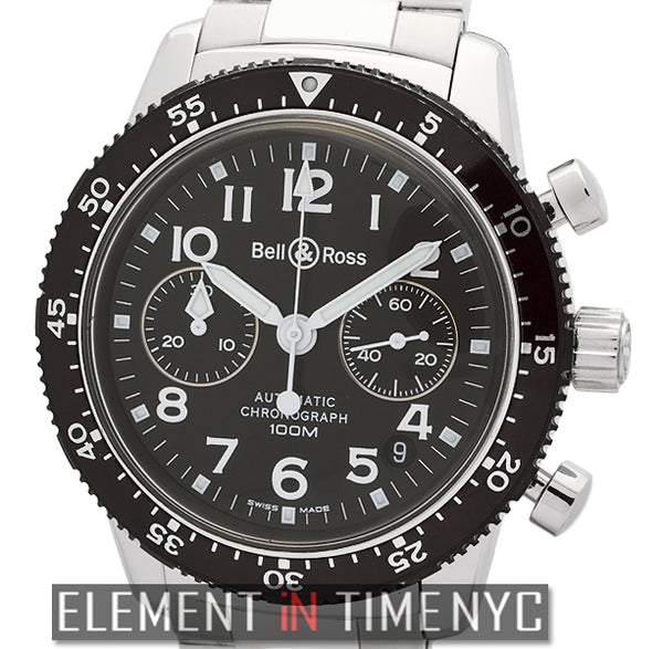 Pilot Chronograph Stainless Steel 41mm