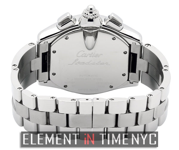 Roadster Extra Large Chronograph 43mm Stainless Steel