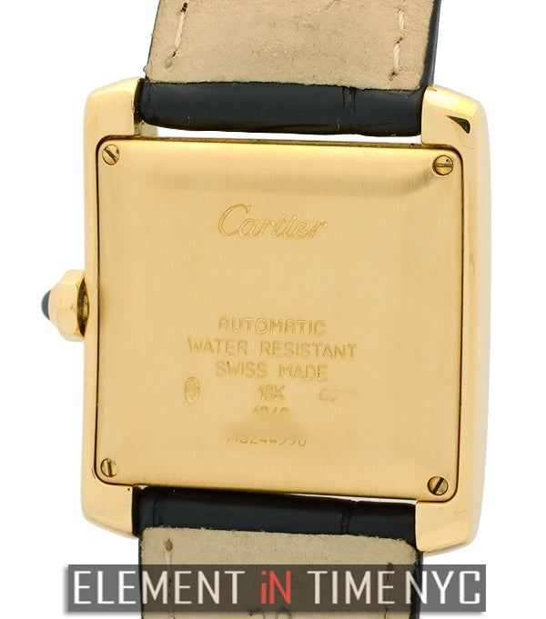 Tank Francaise 18k Yellow Gold 28mm