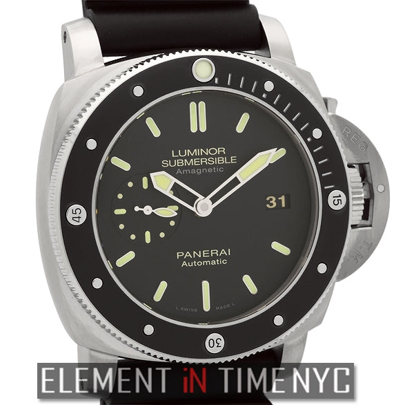 Luminor Submersible 1950 Amagnetic 3 Days Automatic