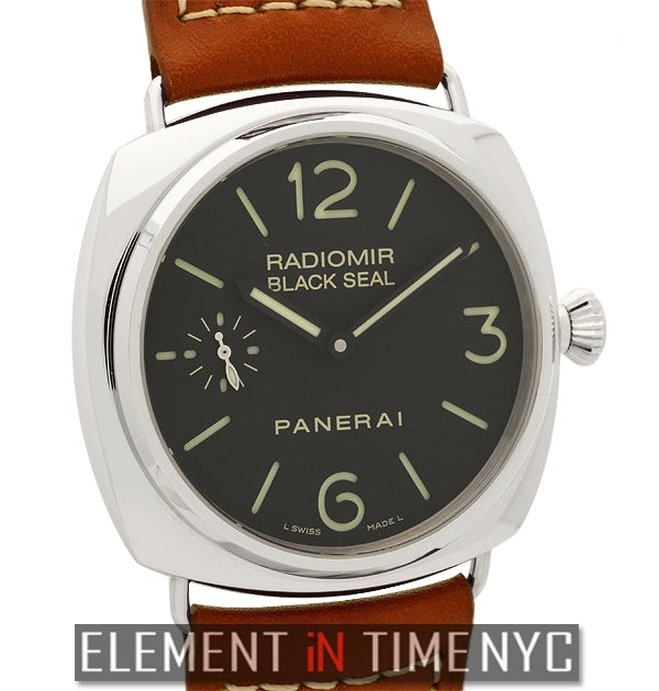 Radiomir Black Seal Stainless Steel 45mm
