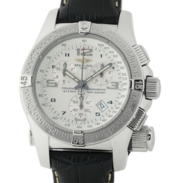 Mission Chronograph Stainless Steel SuperQuartz 45mm