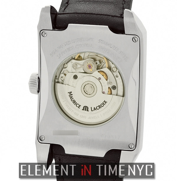 Rectangulaire Automatic 32mm Silver Dial