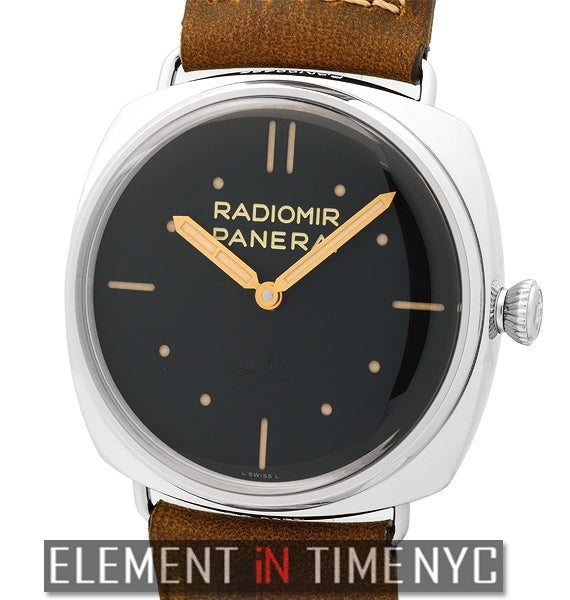 Radiomir S.L.C. 3 Days 47mm Stainless Steel O Series