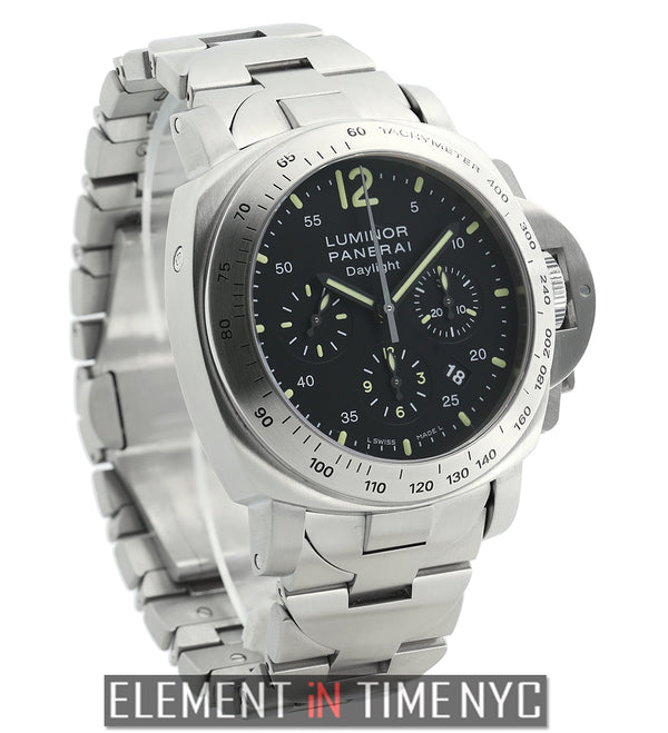 Luminor Daylight Chronograph 44mm Steel I Series