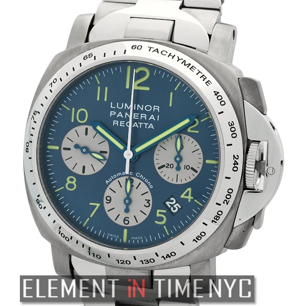 Luminor Chronograph Regatta Special Edition 2003
