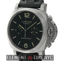 Luminor 1950 Flyback Chronograph 44mm Stainless Steel